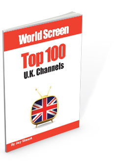 World Screen Top 100 U.K. Channels