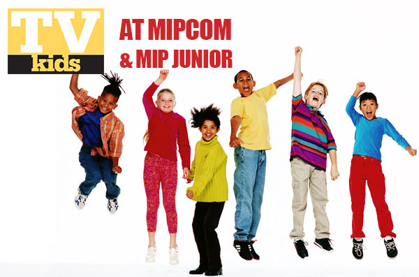 ***TV Kids at MIPCOM &amp; MIP JUNIOR***