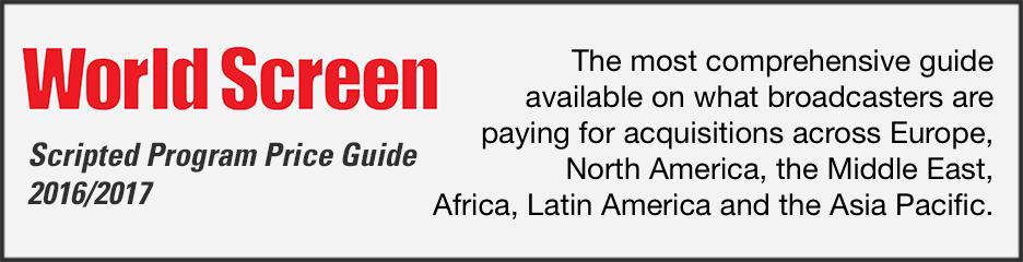 ***World Screen Program Price Guides 2016-2017***