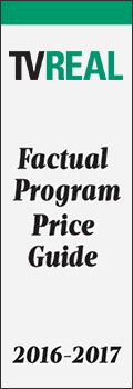 TV Real Factual Program Price Guide 2016-2017