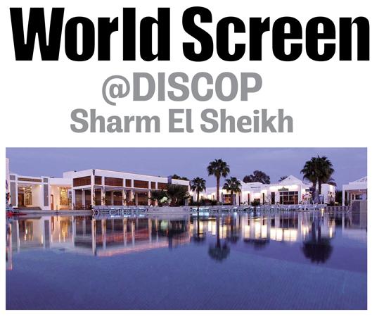 World Screen @DISCOPSharm El Sheikh
