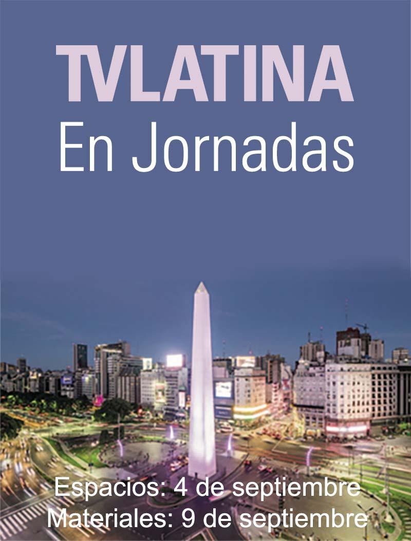 TV Latina en Jornadas