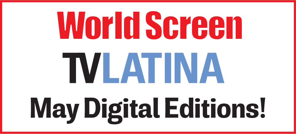 ***World Screen March Edition***