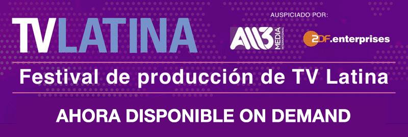 TV Latina Festival de producción