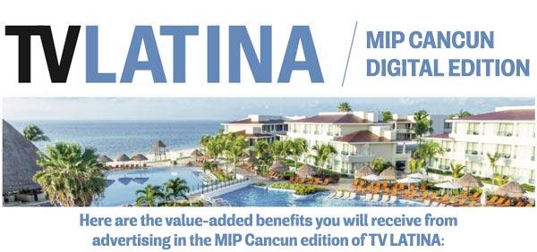 ***TV Latina at MIPCancun***