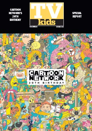 ***TV Kids Cartoon Network Special Report ***