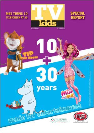 ***TV Kids m4e/Telescreen Special Report***