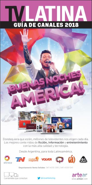 ***TV Latina Channels Guide 2018***