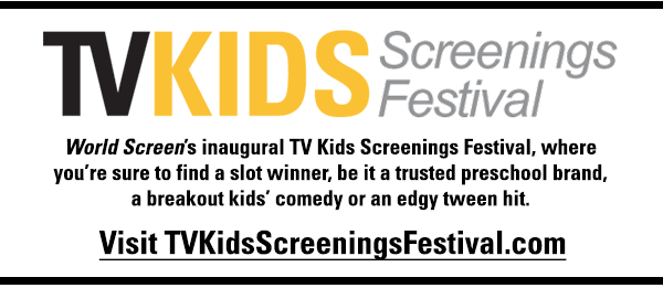 TV Kids Screenings Festival
